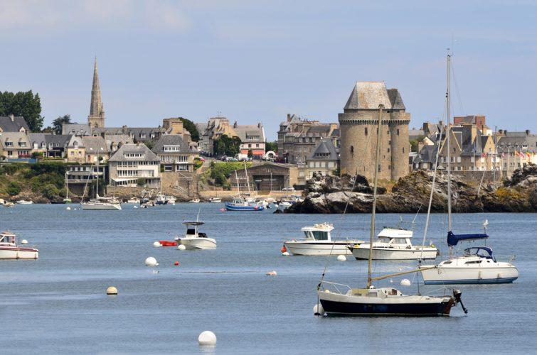 Visiter et louer un bateau à Saint-Malo