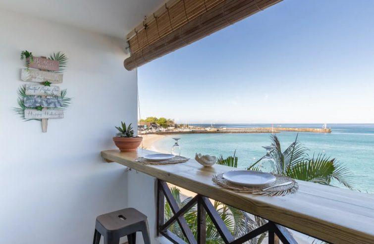 Airbnb à La réunion : beach house