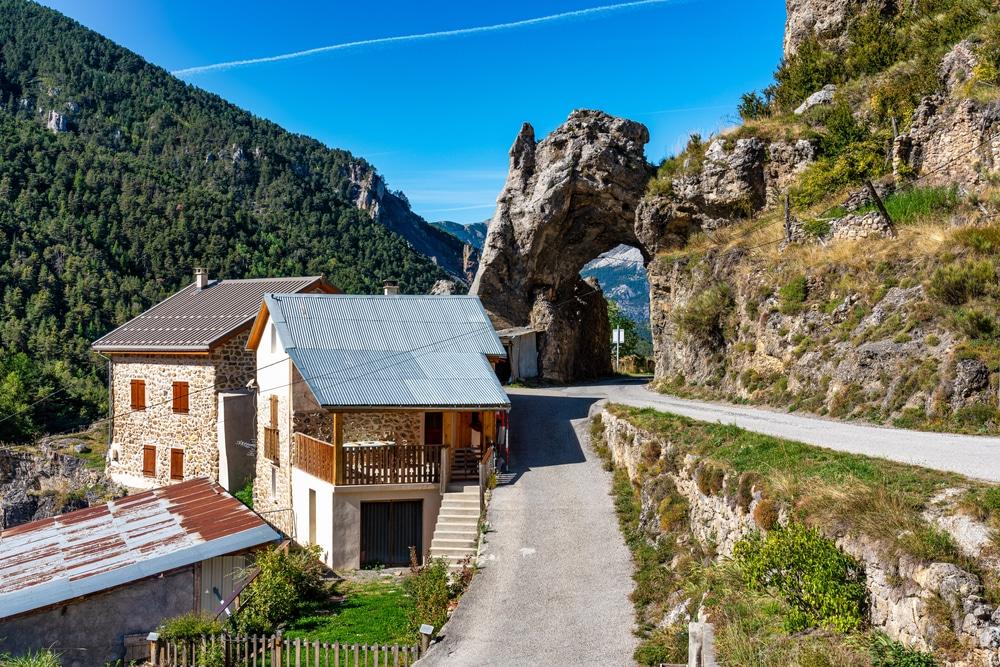 Plus beaux villages autour de Nice : Beuil