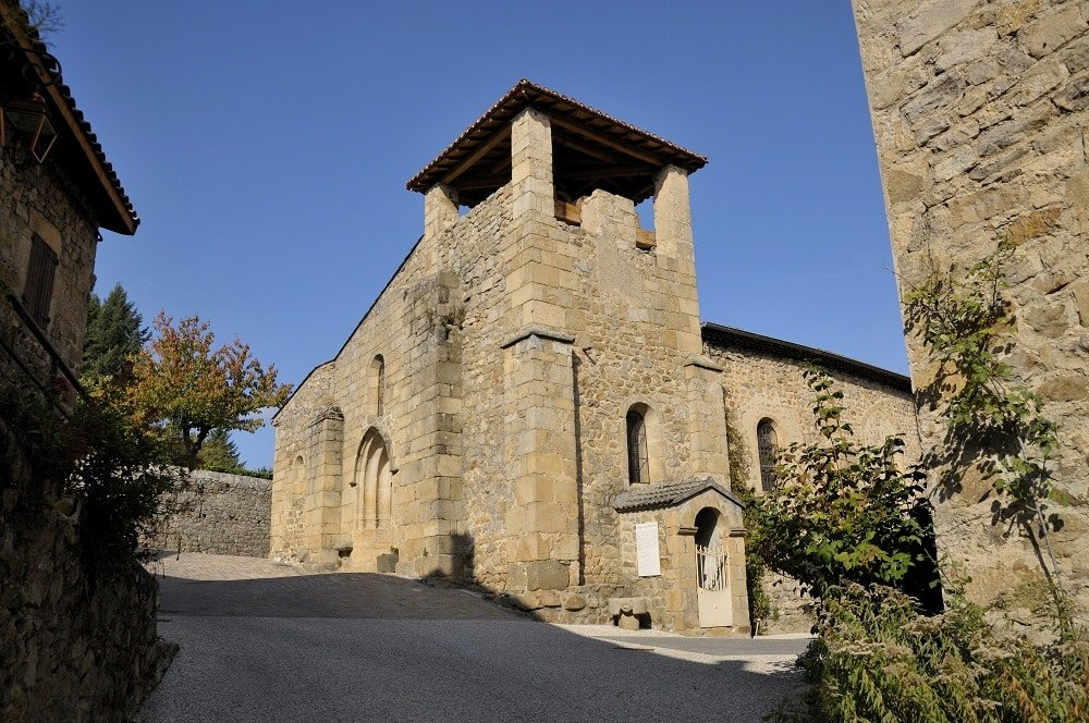 Boucieu le Roi, village Ardèche