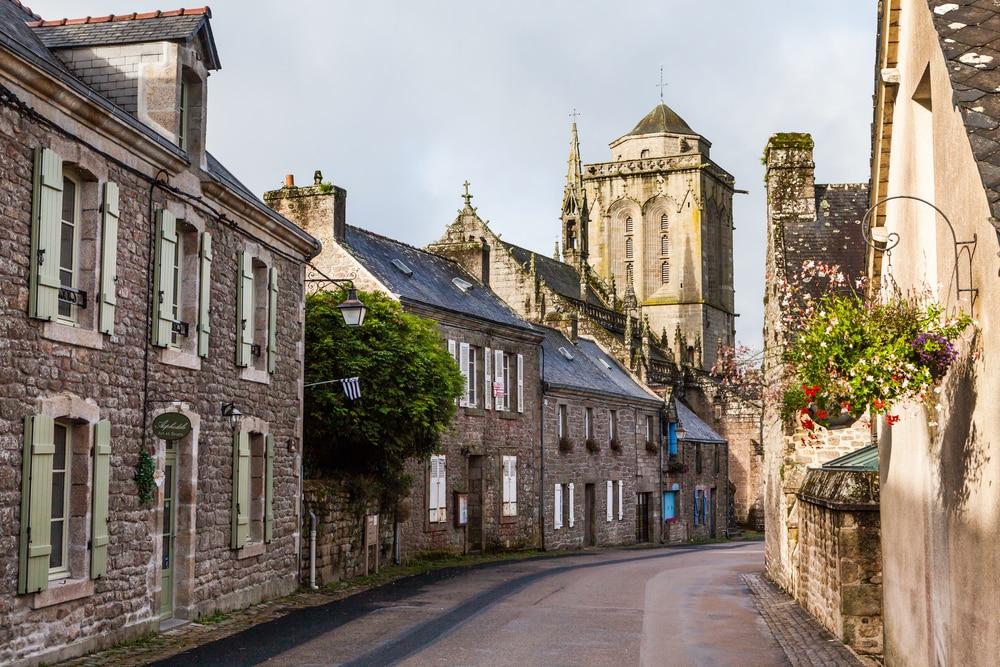 Locronan, un des plus beaux villages de Bretagne