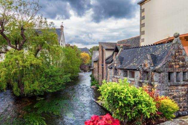 Les 11 plus beaux villages de Bretagne