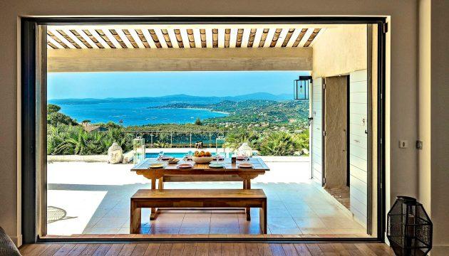 Airbnb Côte d'Azur : les meilleures locations Airbnb sur la Côte d'Azur