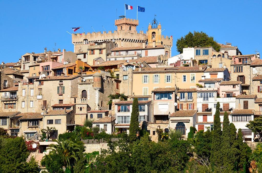 Plus beaux villages autour de Nice : Cagnes-sur-Mer