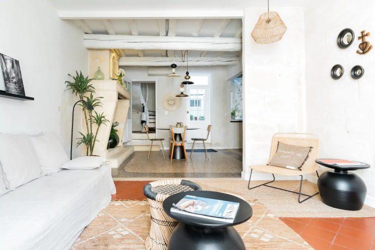 Airbnb en Camargue : Maison aux portes de la Camargue