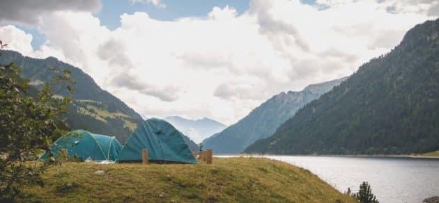 Les 7 meilleurs endroits où faire du camping sauvage en France