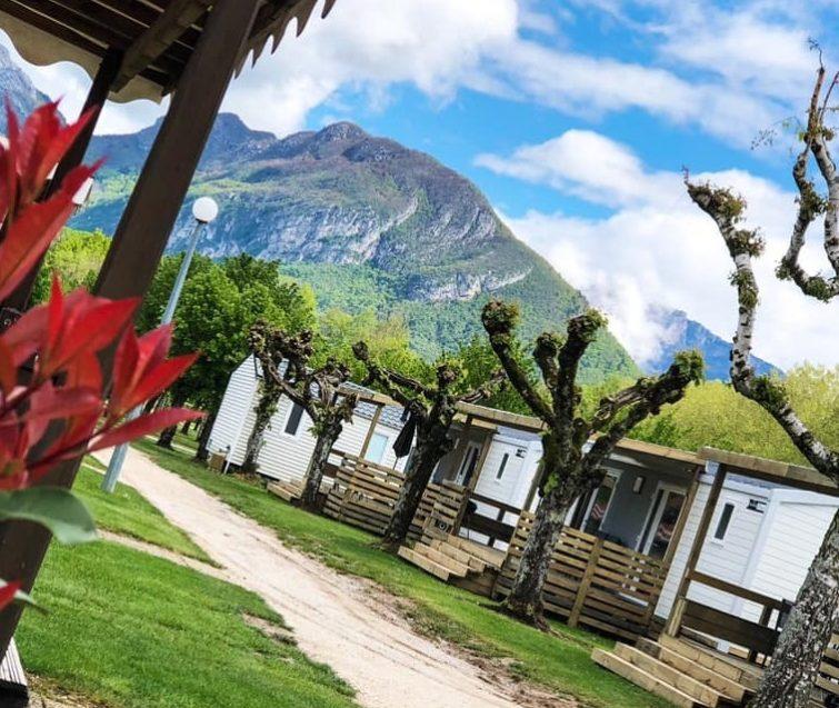 Camping Le Solitaire du Lac d' Annecy