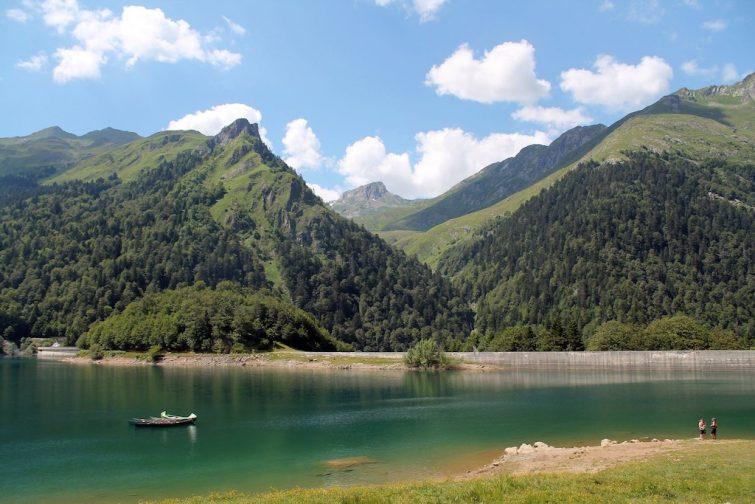 Visiter la Vallée d'Ossau en canoë