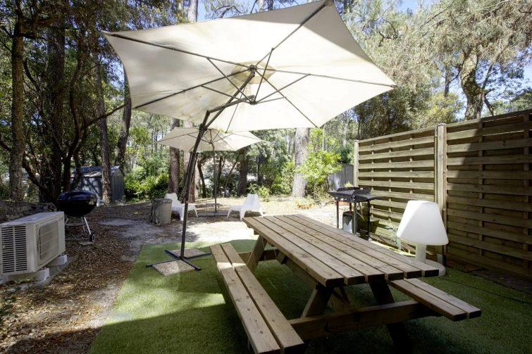 Appart 6p/jardin climatisé refait à neuf mars 2018