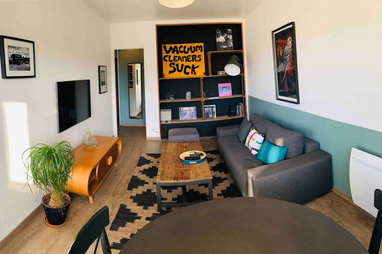 "Appartement ""Maree Basse Flat"""