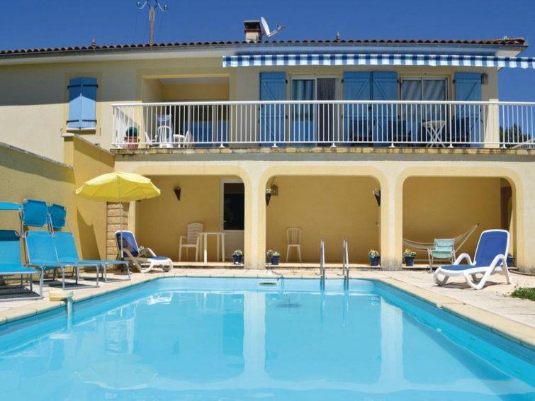 Où dormir à Cardaillac - Modern Villa in Cardaillac with Swimming Pool—Cardaillac
