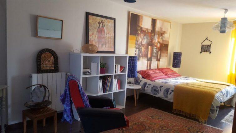 Casa del Sol, chambre d'hôtes, Montpeyroux