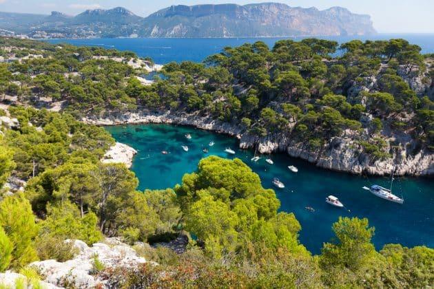 19 balades autour de Marseille
