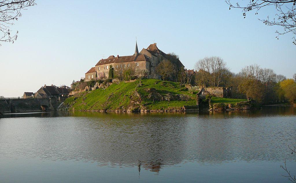 Villages du Centre-Val-de-Loire : Saint-Benoît-du-Sault