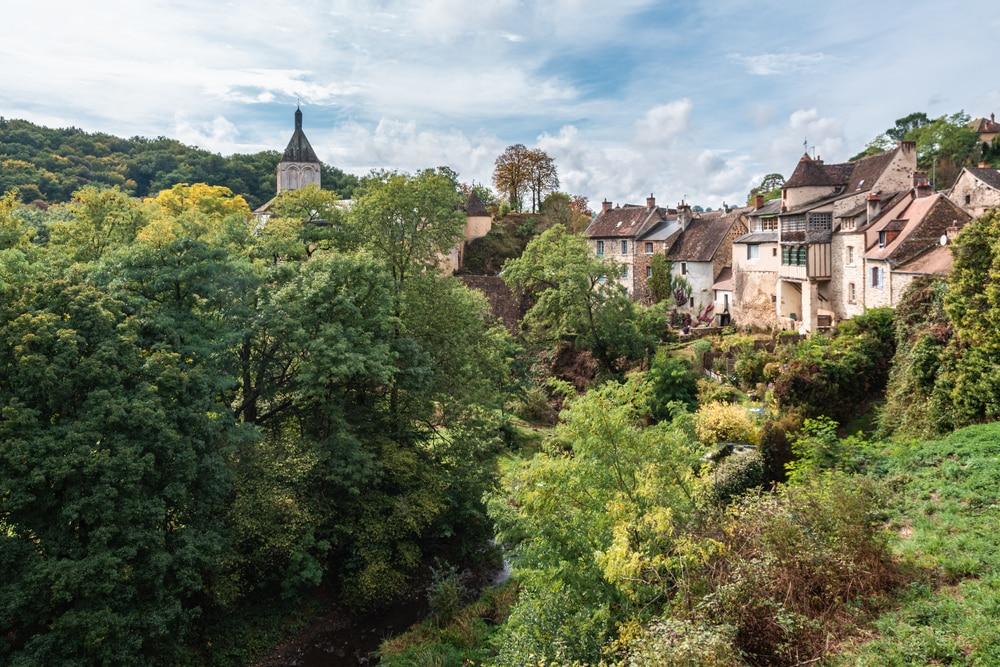 Villages du Centre-Val-de-Loire : Gargilesse Dampierre