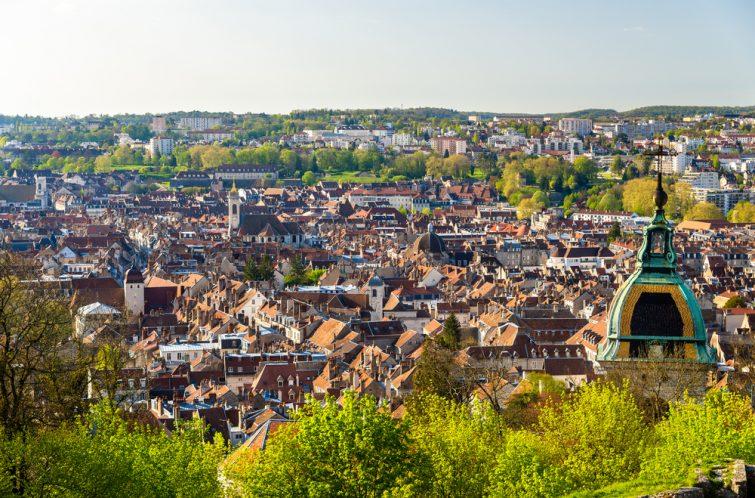 Visiter Besançon : centre-ville