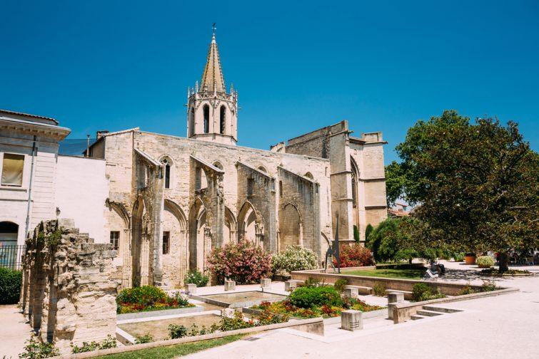 La chapelle Saint-Martial