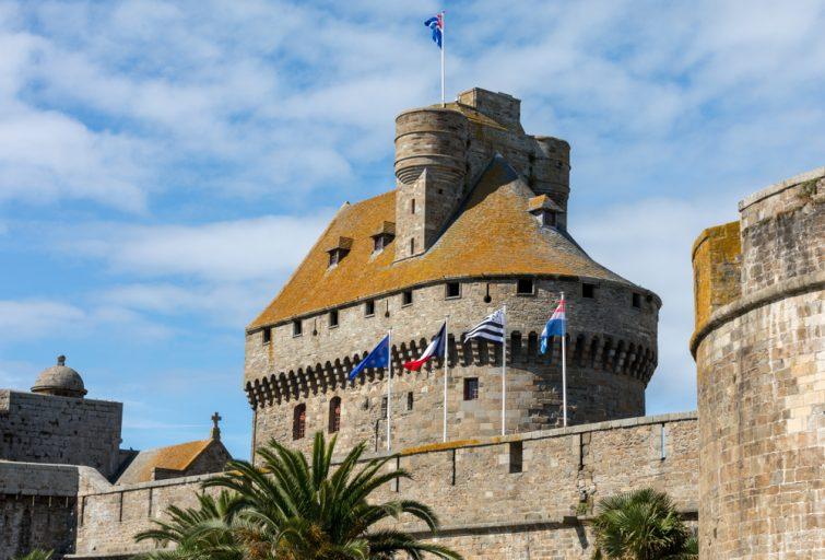 Château de Saint Malo