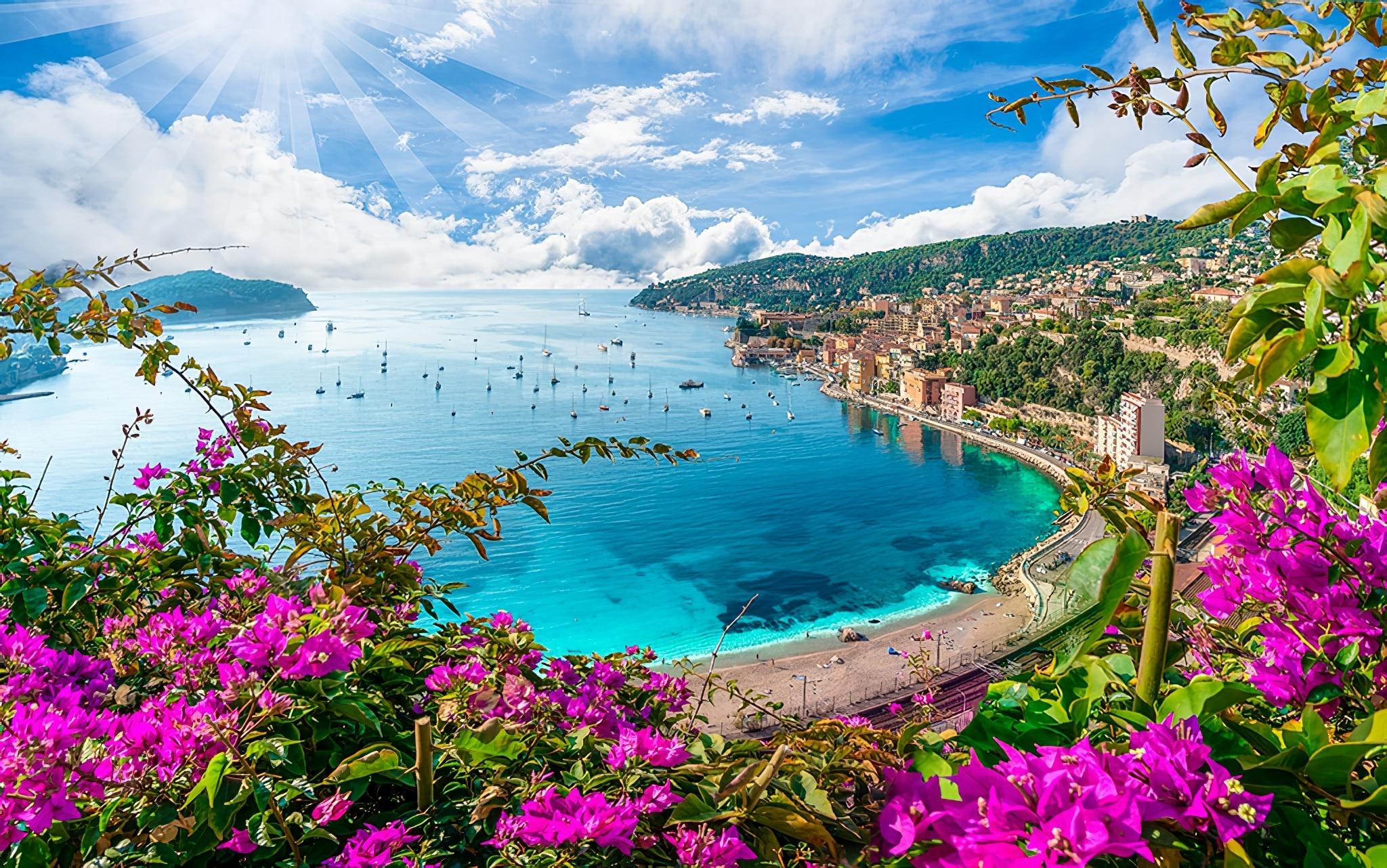 Plus beaux villages autour de Nice : Mise en avant