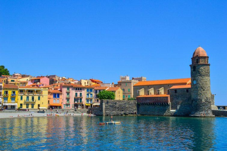 Visiter la Côte Vermeille : Collioure