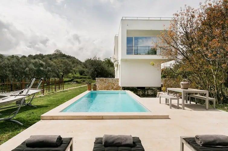Villa d'architecte avec rooftop