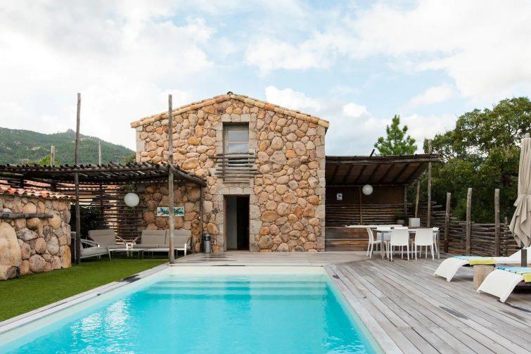 Retraite de luxe en Corse du Sud
