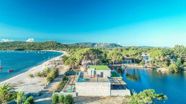 12 villas de luxe à louer en Corse