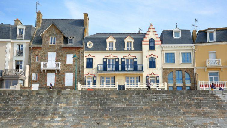 Digue de Rochebonne, Saint-Malo