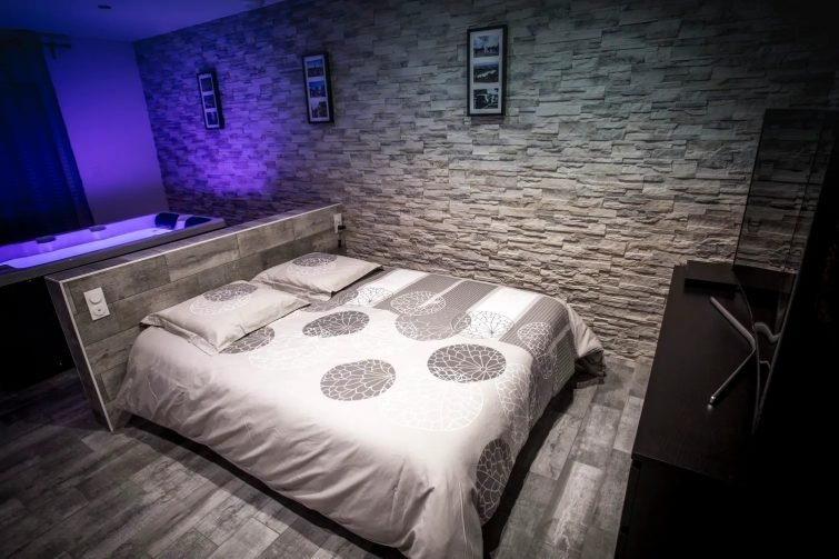 Le loft avec spa