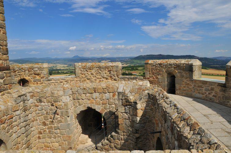 Donjon médiéval de Montpeyroux