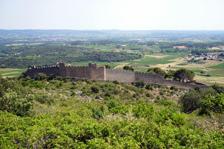 Enceinte fortifiée de Montpeyroux