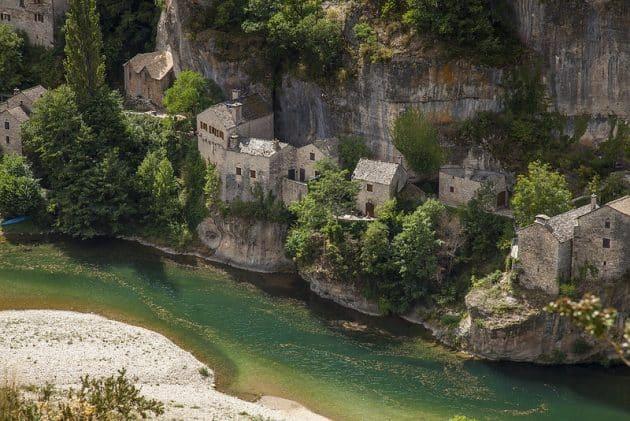 7 endroits où faire du canyoning dans les Gorges du Tarn