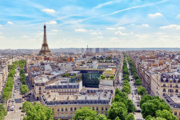 Paris, LA ville à visiter en Île-de-France