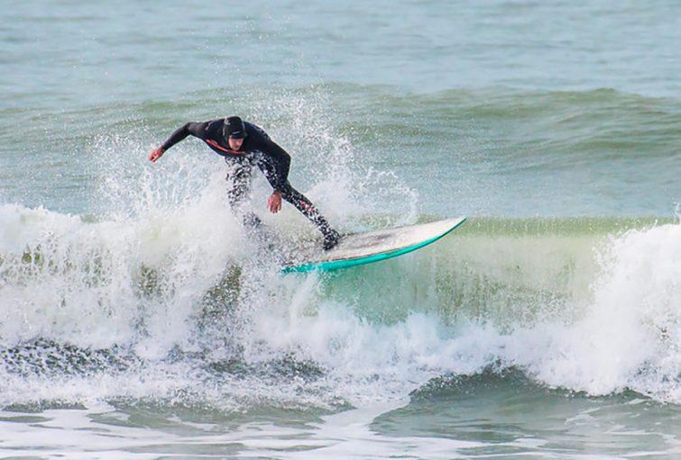Visiter l'Île de Ré : Surf à l'Île de Ré