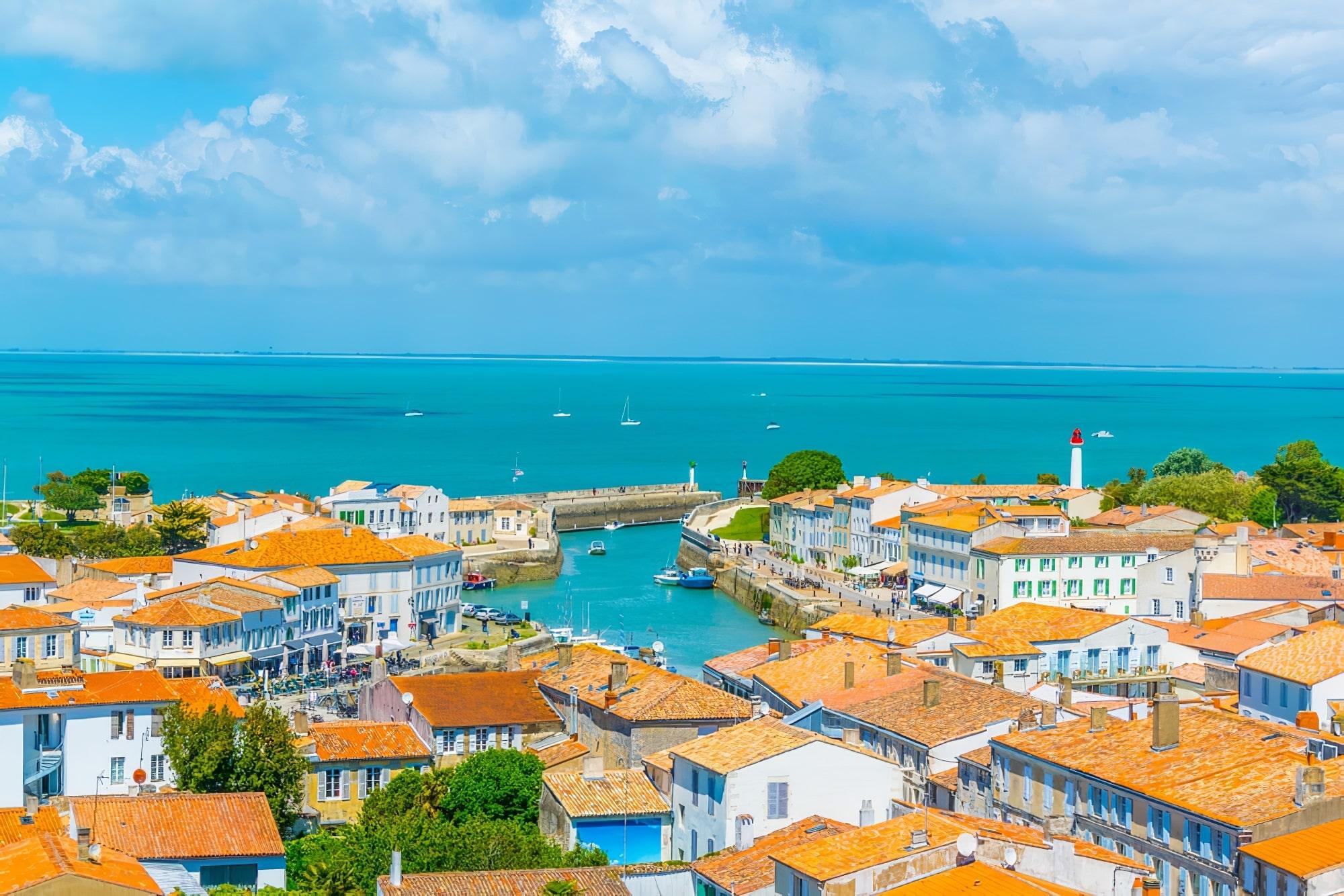 L'Île de Ré : Mise en avant