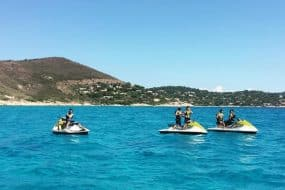 Location de jet ski à Sainte Maxime