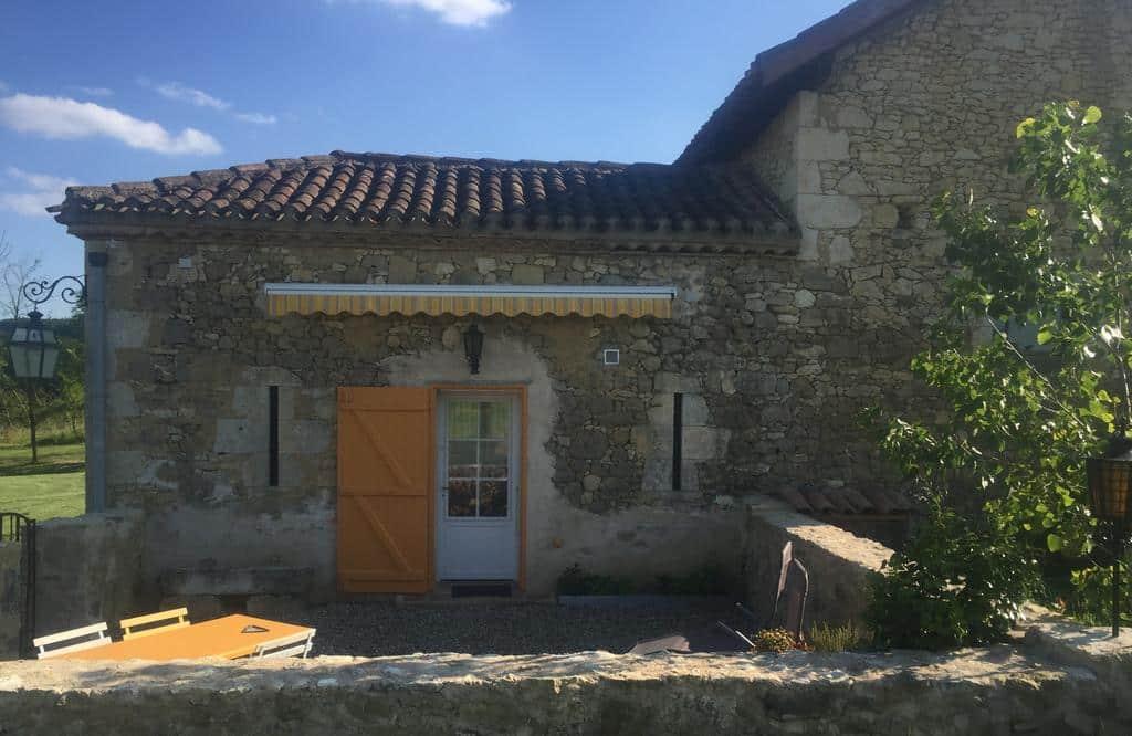 Dormir près de Lavardens, au Gîte Le Cézan