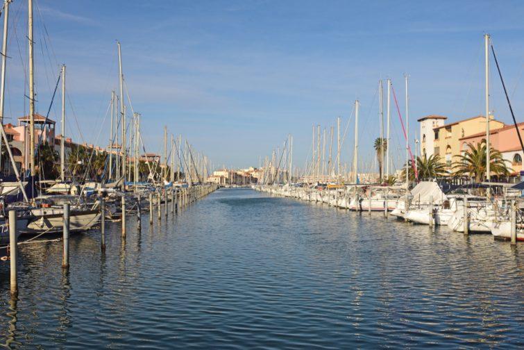 Port de Leucate