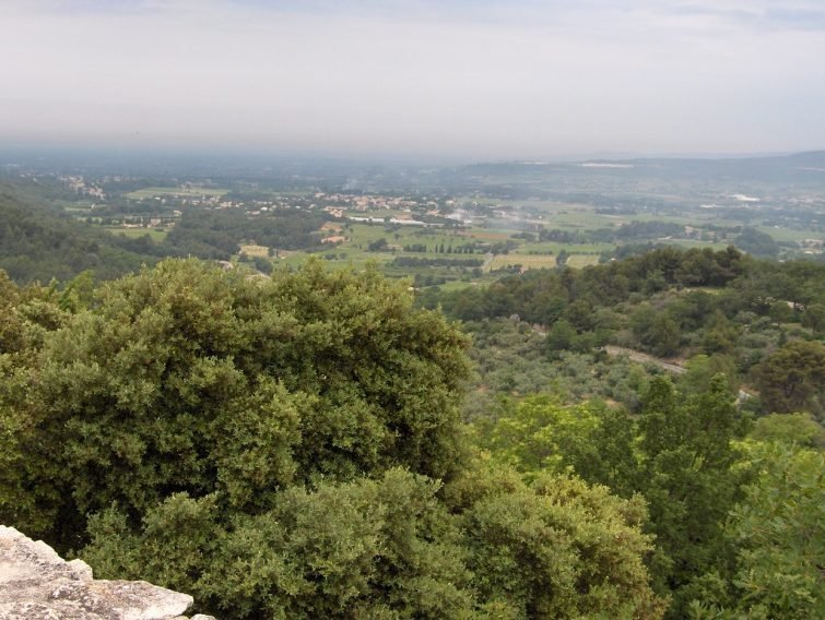 Visiter le Parc naturel régional Luberon