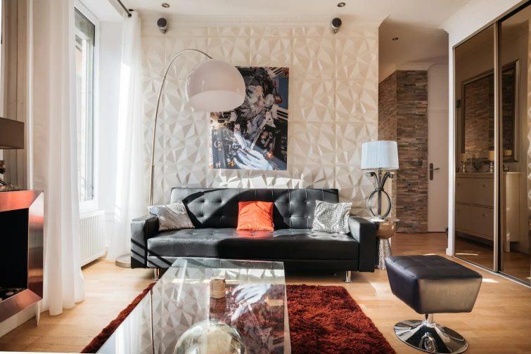 """La """"Loge de l'Opéra"""", appartement avec vue"""