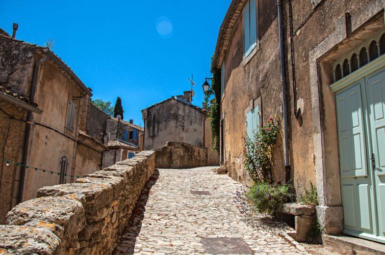 ménerbes village
