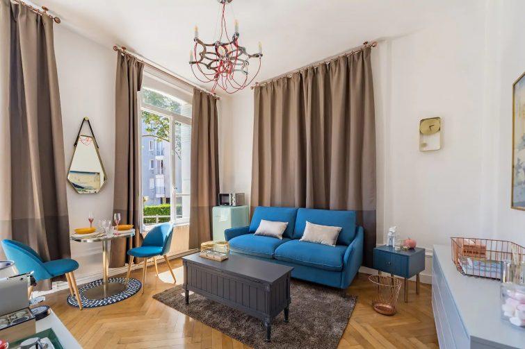 Airbnb de charme dans une maison au Havre
