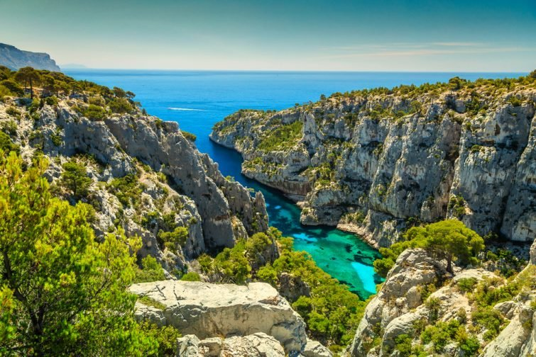 Parc National des Calanques
