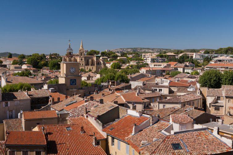 Balade autour de Marseille : Salon-de-Provence