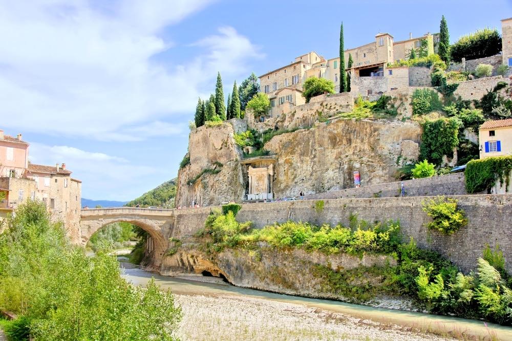 Balade autour de Marseille : Vaison-la-Romaine