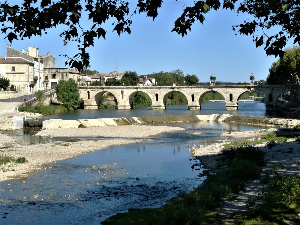 Balade autour de Montpellier : Sommières