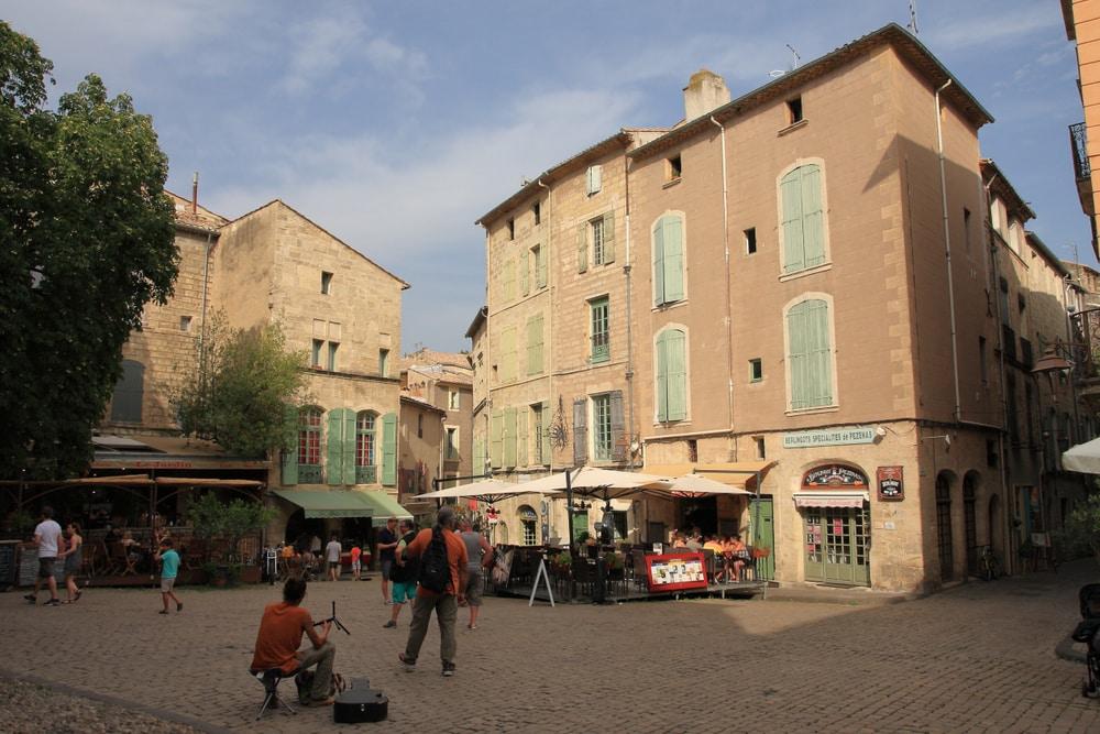 Balade autour de Montpellier : Pézenas