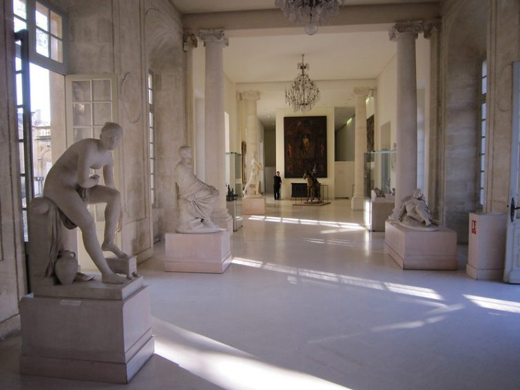Le musée Calvet Avignon