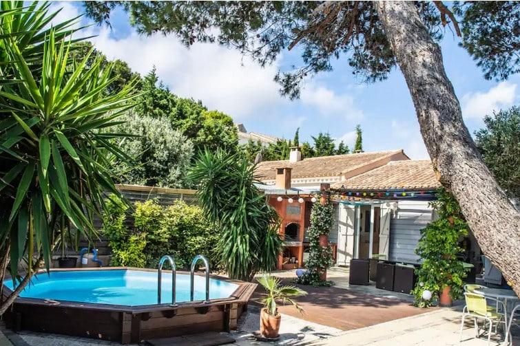 Villa 3 chambres avec piscine Hauts de Narbonne<