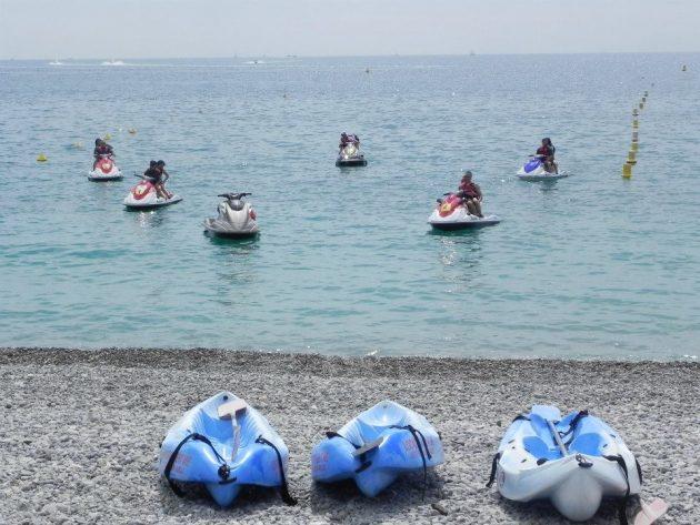 Location de jet ski à Nice : comment faire et où ?
